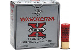 "Winchester Ammo X128 Super-X High Brass Game 12GA 2.75"" 1-1/4oz #8 Shot - 250sh Case"