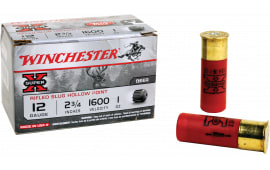 "Winchester Ammo X12RS15VP Super-X 12GA 2.75"" 1oz Slug Shot - 15sh Box"