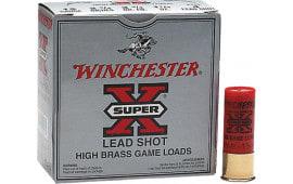 """Winchester Ammo X413H4 Super-X High Brass Game 410GA 3"""" 3/4oz #4 Shot - 250sh Case"""