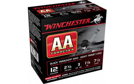 "Winchester Ammo AAM127TB AA TrAAcker 12GA Clear Sky Training Heavy 2.75"" 1-1/8oz #7.5 Shot - 250sh Case"
