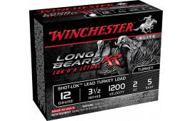 """Winchester Ammo STLB125 Long Beard XR 12GA 2.75"""" 1-1/4oz #5 Shot - 10sh Box"""