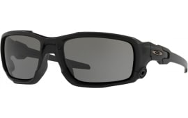 Oakley OO932901 BAL Shocktube Mtte Black w/GRY