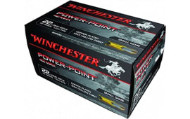Winchester Ammo PP22LRH42U 42 Max 22 Long Rifle 42 GR Power-Point - 50rd Box