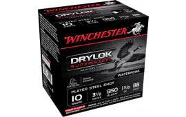 """Winchester Ammo XSC10BB Drylock 10GA 3.5"""" 1-5/8oz BB Shot - 250sh Case"""