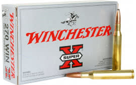 Winchester Ammo X2704 Super-X 270 Winchester 150 GR Power-Point - 20rd Box