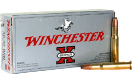 Winchester Ammo X30306 Super-X 30-30 Winchester 150 GR Power-Point - 20rd Box