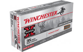 Winchester Ammo X35R1 Super-X 35 Remington 200 GR Power-Point - 20rd Box