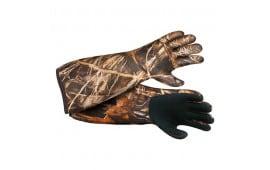 Waterproof Neoprene Decoy Gloves Realtree MAX 5