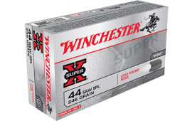 Winchester Ammo X44SP Super-X 44 Special 246 GR Lead Round Nose - 50rd Box