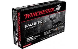 Winchester Ammo SBST300 Supreme 300 Winchester Magnum 180 GR Ballistic Silvertip - 20rd Box