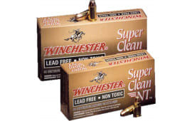 Winchester Ammo SC40NT Winchester Handgun 40 Smith & Wesson 140 GR Jacketed Flat Point - 50rd Box