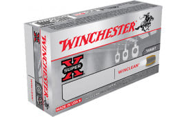 Winchester Ammo WC357SIG WinClean 357 Sig Sauer 125 GR Brass Enclosed Base - 50rd Box