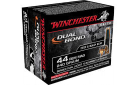 Winchester Ammo S4570DB Supreme 45-70 Government 375 GR Dual Bond - 20rd Box