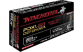 Winchester Ammo S223RPDB2 Elite .223/5.56 NATO 77 GR Split Core Jacketed Hollow Point - 20rd Box