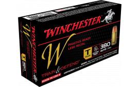 Winchester Ammo W380T W 380 ACP 95 GR Full Metal Jacket - 50rd Box