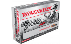 Winchester Ammo X223DS Deer Season XP .223/5.56 NATO 64 GR Extreme Point - 20rd Box
