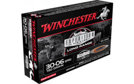 Winchester Ammo S3006LR Expedition 30-06 190 GR AccuBond - 20rd Box