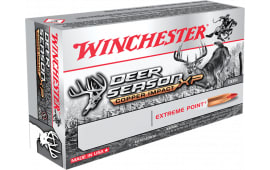 Winchester Ammo X270DSLF Deer Season XP 270 Winchester 130 GR Extreme Point Lead Free - 20rd Box