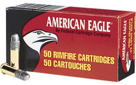 Federal AE5022 22 Long Rifle Lead Round Nose 40 GR - 50rd Box