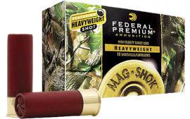 "Federal PHT1935 Prem Mag Shok Heavyweight Turkey 12GA 3"" 1-3/8oz #5 Shot - 10sh Box"