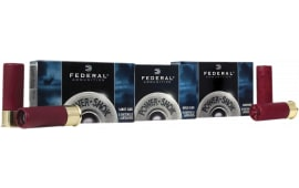 "Federal F103FRS Power-Shok 10GA 3.5"" 1-3/4oz Slug Shot - 5sh Box"