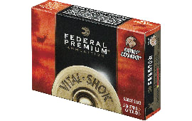 "Federal P151TC Vital-Shok Trophy Copper Sabot Slug 12GA 3"" 11/16oz Sabot Slug Shot - 5sh Box"