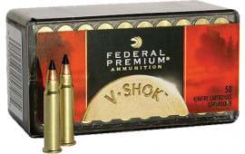 Federal P771 V-Shok 17 Hornady Magnum Rimfire (HMR) 17 GR V-Max - 50rd Box