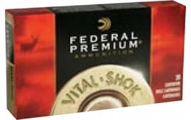 Federal P338TC1 Vital-Shok 338 Win 225 GR Trophy Copper 20Bx/10Case - 20rd Box