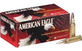 Federal AE68A American Eagle 6.8mm Remington SPC 115 GR Full Metal Jacket - 20rd Box