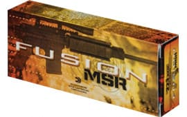 Federal F338FMSR2 Fusion MSR Medium Game 338 Federal 185 GR - 20rd Box