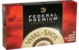Federal P270TT3 Vital-Shok 270 Win 140 GR BondedTip BT 20Bx/10Case - 20rd Box