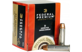 Federal P357HS1 Premium 357 Rem Magazine Hydra-Shok Jacketed Hollow Point 158  GR - 20rd Box