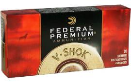 Federal P204B Premium 204 Ruger Nosler Ballistic Tip 32  GR - 20rd Box