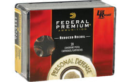 Federal PD327HS1H Premium 327 Fed Mag Hydra-Shok Jacketed Hollow Point 85  GR - 20rd Box