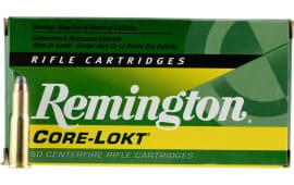 Remington Ammunition R25202 25-20 Winchester 86  GR Core-Lokt Soft Point - 50rd Box