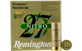 "Remington STS12NH17 12 GA #7.5 Shot 1oz 2.75"" Lead Premier STS - 250sh Case"