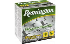 """Remington HSS10C HyperSonic Steel 10 GA 3.5"""" 1-1/2oz BBB Shot - 250sh Case"""