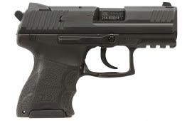 """Heckler & Koch 930SK V3 9mm Pistol, 3.27"""" Subcompact Rear Decocking Button - 730903KA5"""