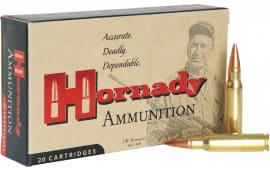 Hornady 8146 6.8mm Remington Bthp w/Cannelure 110  GR - 20rd Box