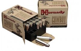 Hornady 9075 Custom 44-40 Winchester 205  GR Cowboy - 20rd Box