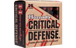 Hornady 90070 Critical Defense 32NAA 80 GR Flex Tip Expanding - 25rd Box