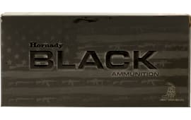 Hornady 80784 Black 7.62x39mm 123 GR SST - 20rd Box