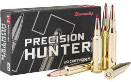 Hornady 81587 Precision Hunter 280 Remington 150  GR ELD-X - 20rd Box