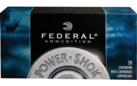 Federal 7RA Power-Shok 7mm Remington Magnum Soft Point 150 GR - 20rd Box