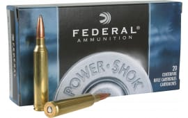 Federal 7RB Power-Shok 7mm Remington Magnum Soft Point 175 GR - 20rd Box
