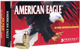 Federal AE25AP Standard 25ACP Metal Case 50 GR FMJ - 50rd Box