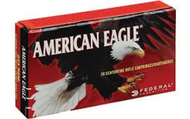 Federal A76239A American Eagle 7.62x39mm 124 GR Full Metal Jacket - 20rd Box