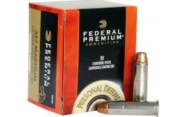 Federal P357HS1 Premium 357 Rem Magnum Hydra-Shok Jacketed Hollow Point 158 GR - 20rd Box