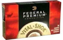 Federal P243F Premium 243 Winchester Nosler Ballistic Tip 70 GR - 20rd Box