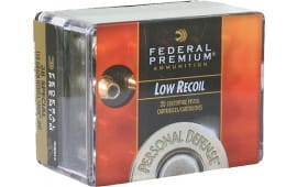 Federal PD38HS3H Premium Personal Defense 38 Special 110 GR Hydra-Shok Jacketed Hollow Point - 20rd Box